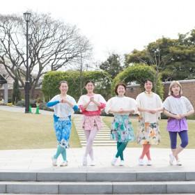 『秘密も、うろ覚え。』アテンド風景(山手ゲーテ座・横浜/2013年3月)撮影/北川姉妹
